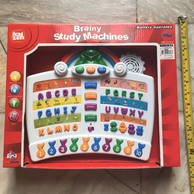 Phonics toy for toddlers