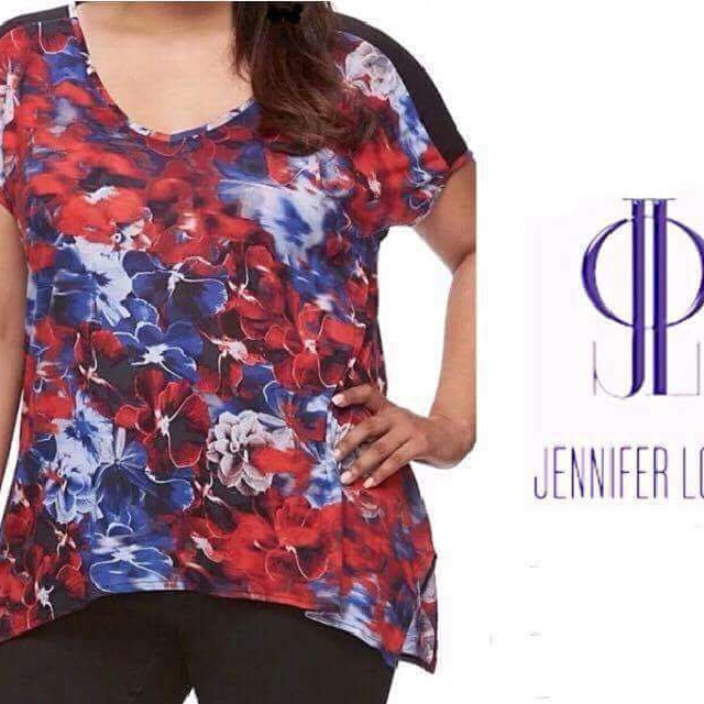 Plus Size XL up to 3XL Tops