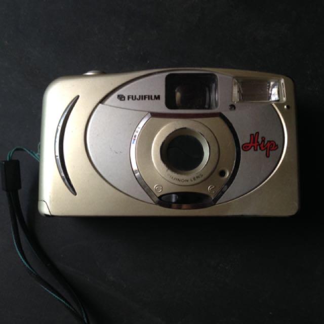 Pocket Kamera Fujifilm Hip Analog Film