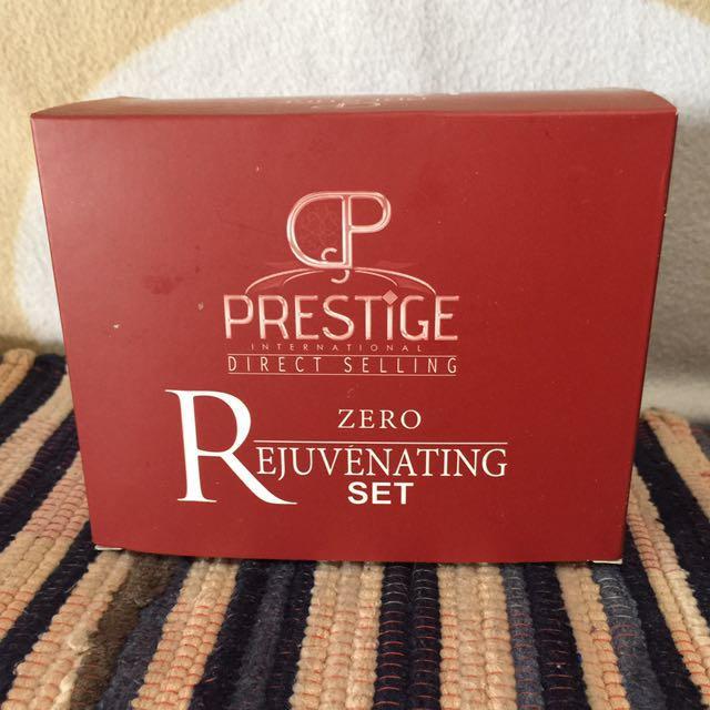 Prestige Rejuvenating Set