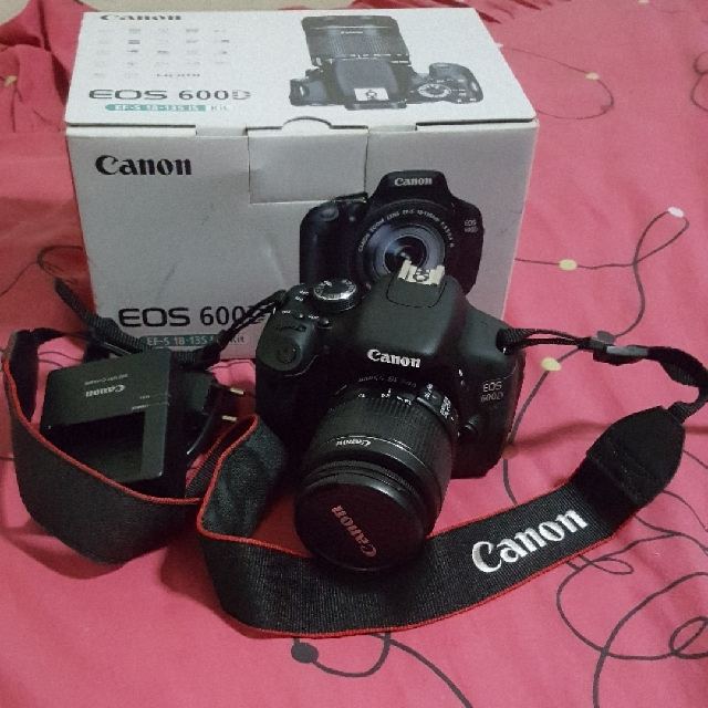 Price Mark Down For Fast Deal Canon Eos 600d Dslr Photography On Carousell