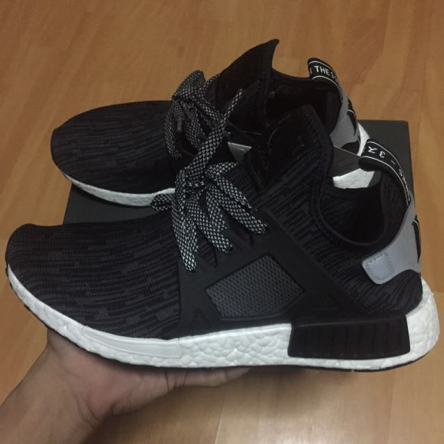 f76e0f962f4dc Price Reduced  UK7 In-Stock  adidas Originals NMD XR1 Primeknit ...