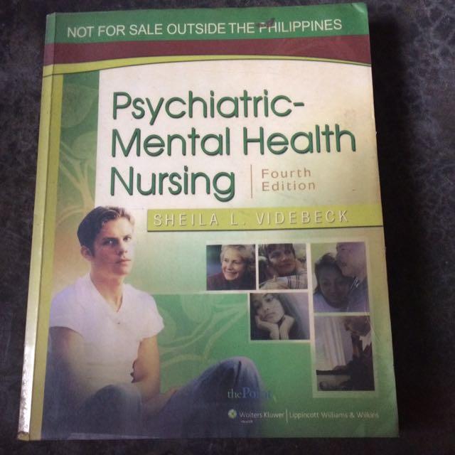 Psychiatric-Mental Health Nursing 4th Edition