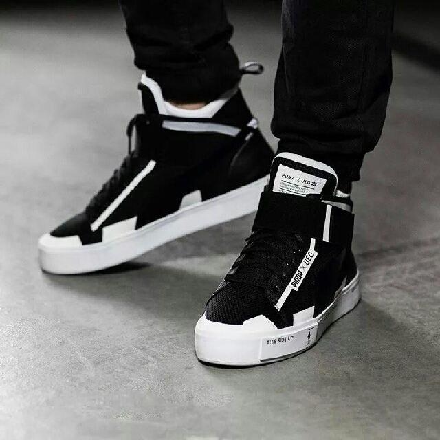 newest collection fa8b5 b69a5 Puma X UEG court play, Men s Fashion, Footwear on Carousell