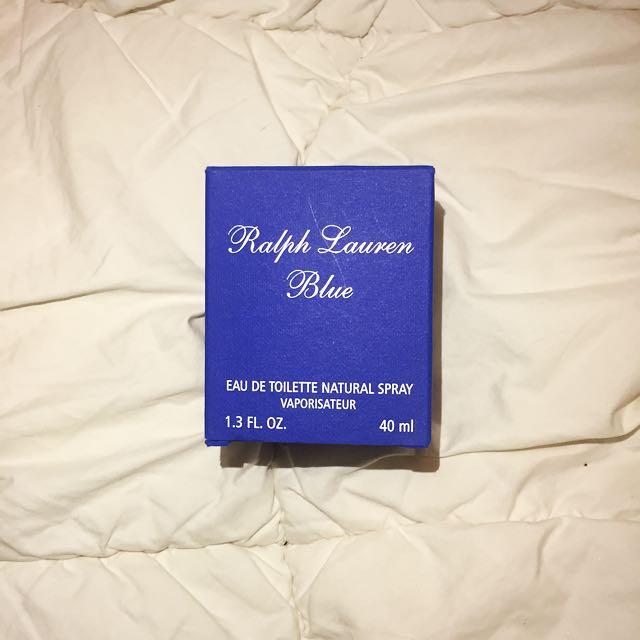 Ralf Lauren Blue fragrance for women