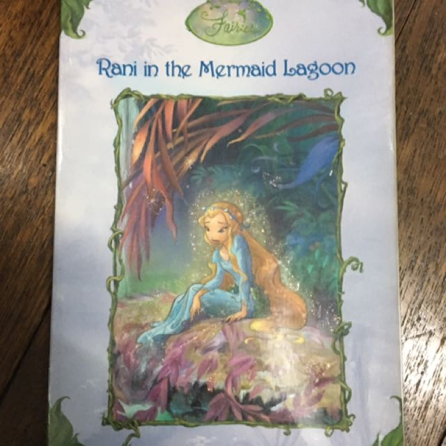 Rani and The Mermaid Lagoon by: disney