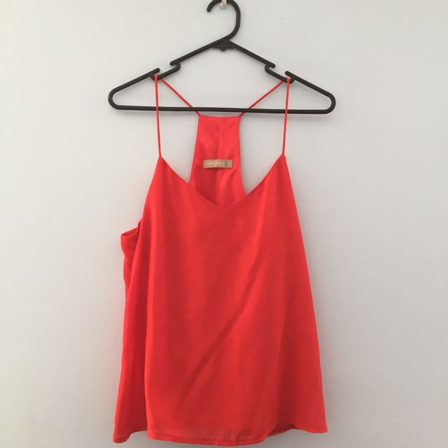 Red Cami Size 12