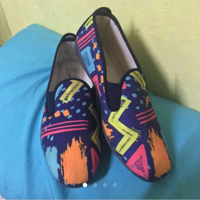 REPRICED Flossy Shoes
