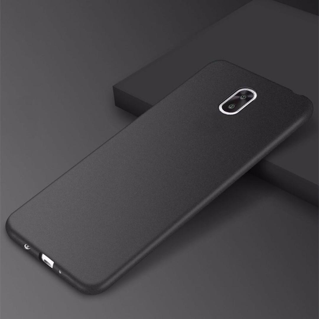 Samsung J3 Pro/J5 Pro/ J7 Pro Matte slim soft Case, Mobiles &