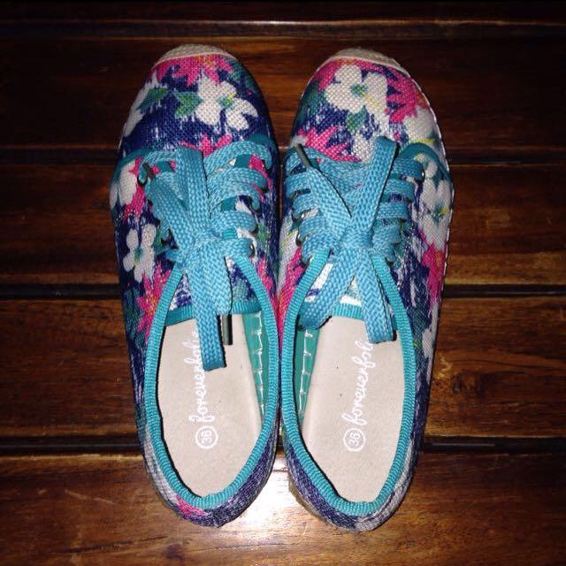 sepatu foreverfolie
