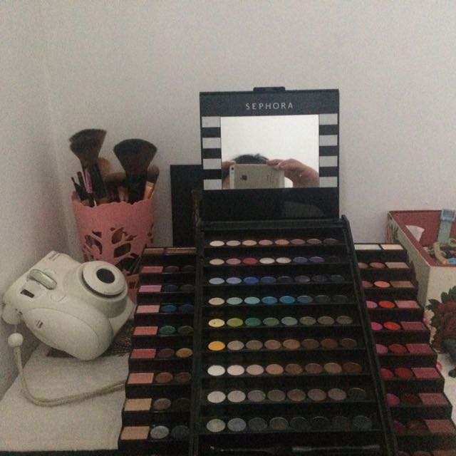 SEPHORA MAKE UP ACADEMY PALLETE