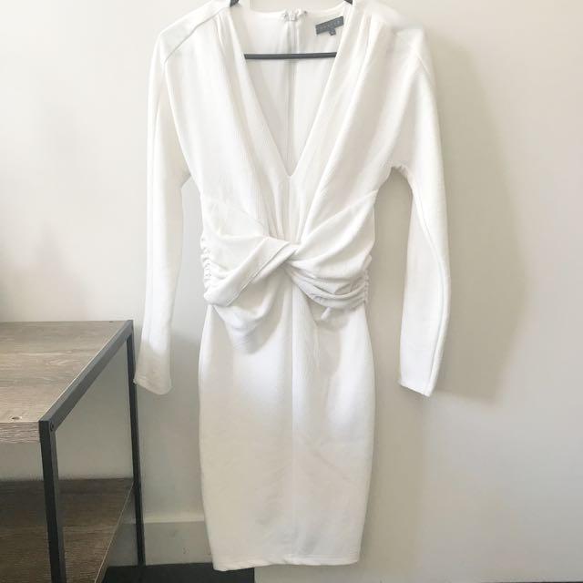 Sheike Dress (White)