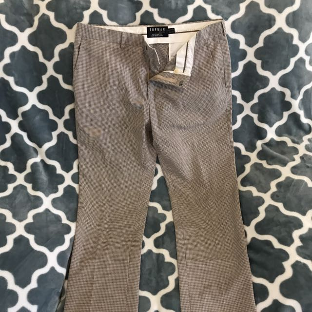 Slim Patterned Pants - ANY 5 ITEMS FOR $10