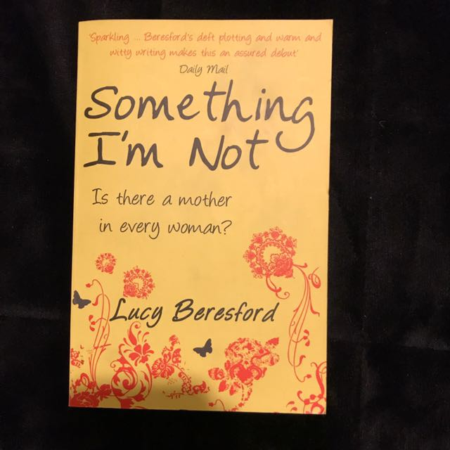 Something I'm Not - Lucy Beresford