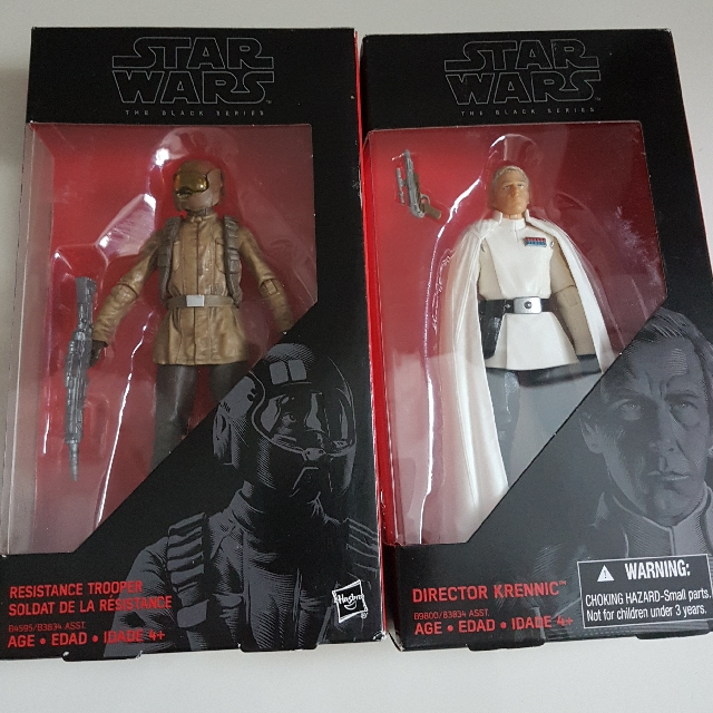 starwar star war black series 6""