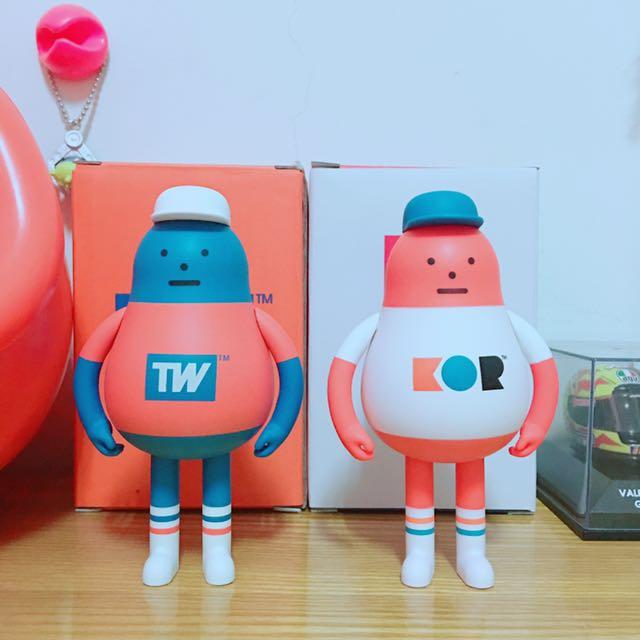 Sticky Monster Lab 台灣 韓國