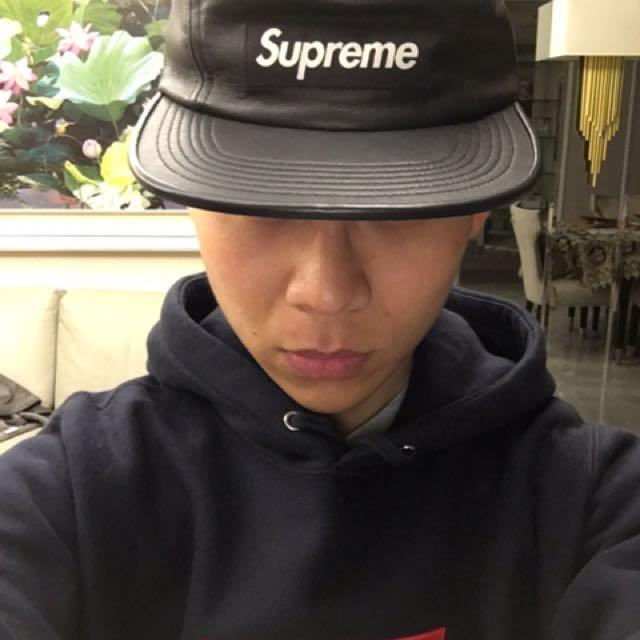 Supreme box logo hoodie 經典帽踢