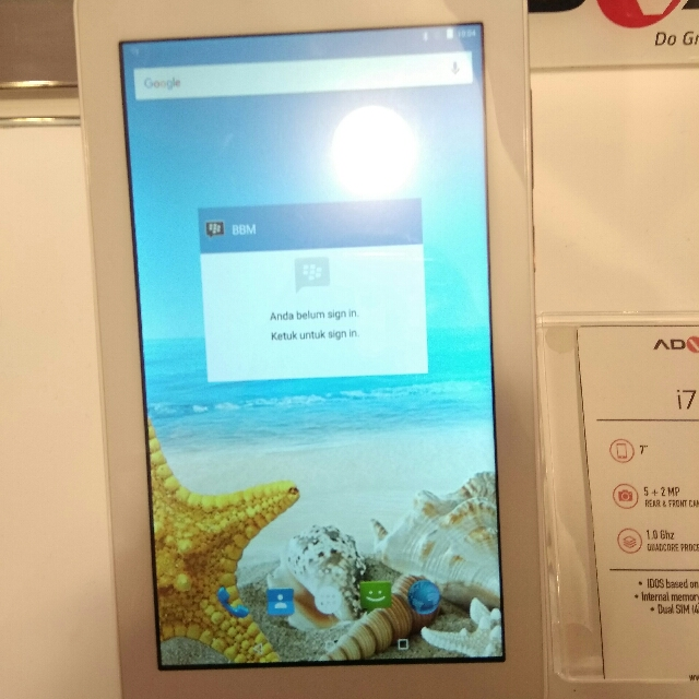 Tab Advan I7 Bisa Dicicil Tanpa Kartu Kredit Everything Else On Carousell