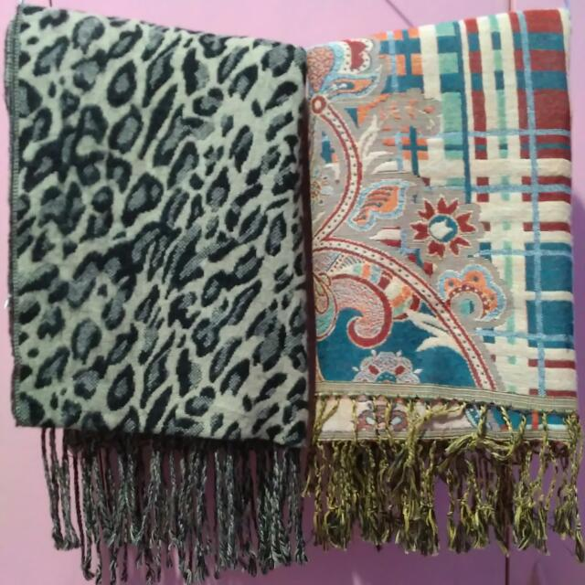 Take All 30k Hijab Pashmina Scraf