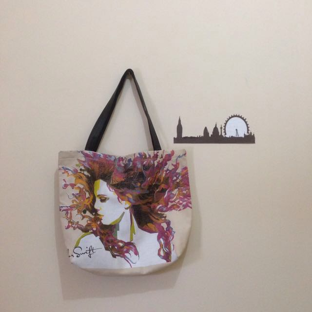 Taylor Swift Bag by Adorable project