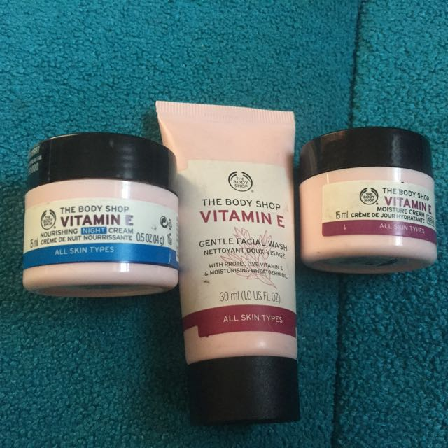 TBS Vitamin E Package Set