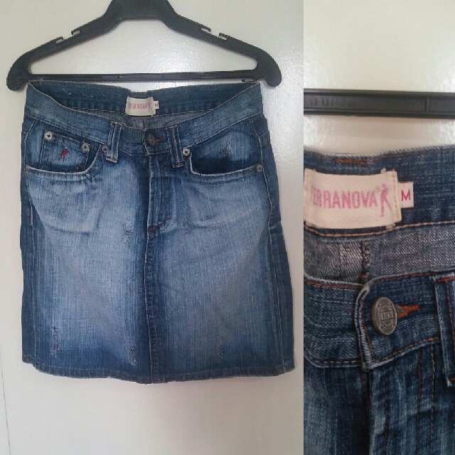 Terranova Denim Skirt