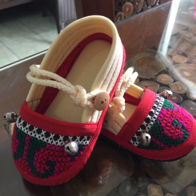 THAILAND Baby girl shoe