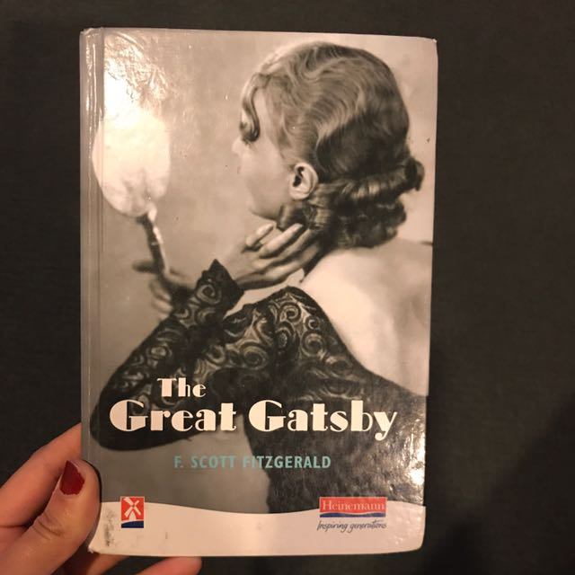 The Great Gatsby - hardcover