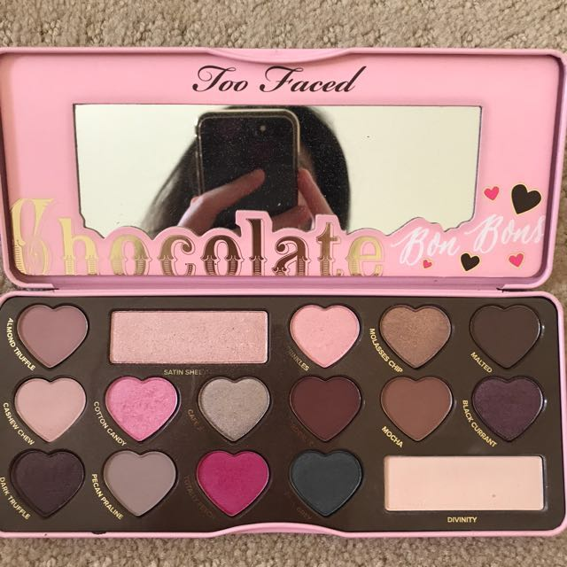 TooFaced Chocolate Bon Bons Palette