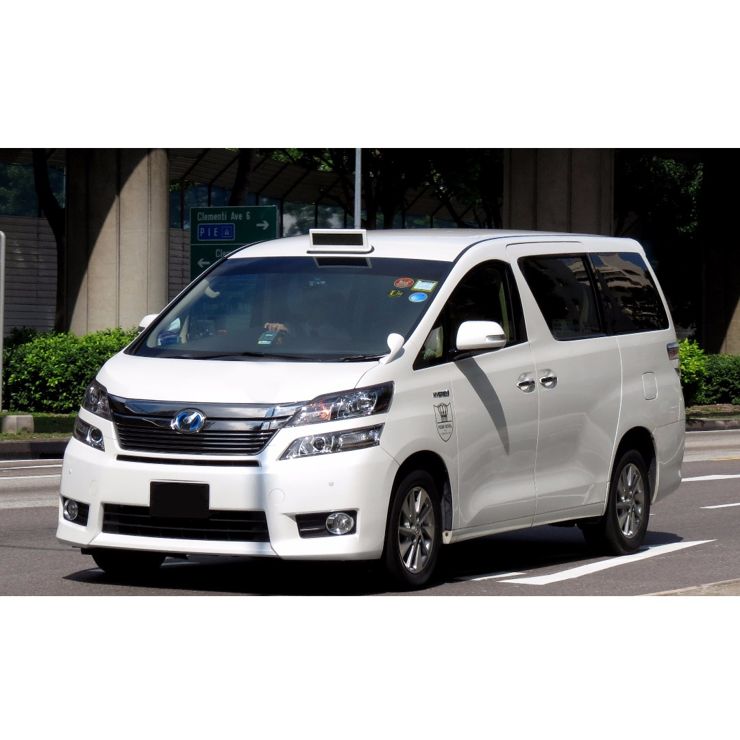 Toyota Vellfire Limocab, Home Services, Others on Carousell