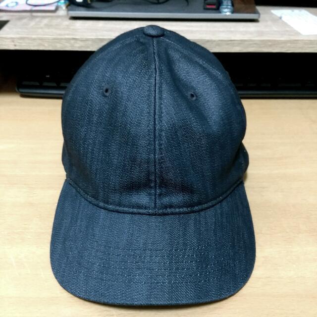 《含運》Uniqlo 深藍色 老帽 棒球帽