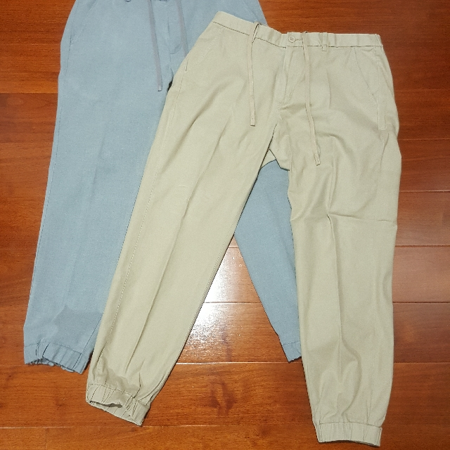 UNIQLO Jogger Slacks