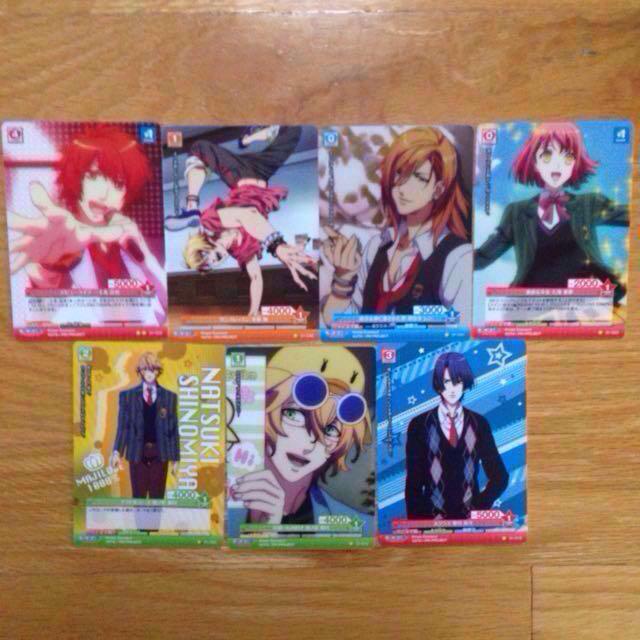 Uta no prince-sama/Utapri Maji Love 1000% Playing/Gaming/Game Cards Set (Anime/Manga/Japanese merchandise)