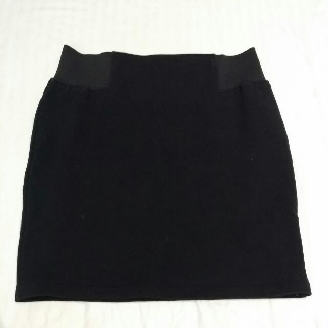 Valley girl Black Skirt
