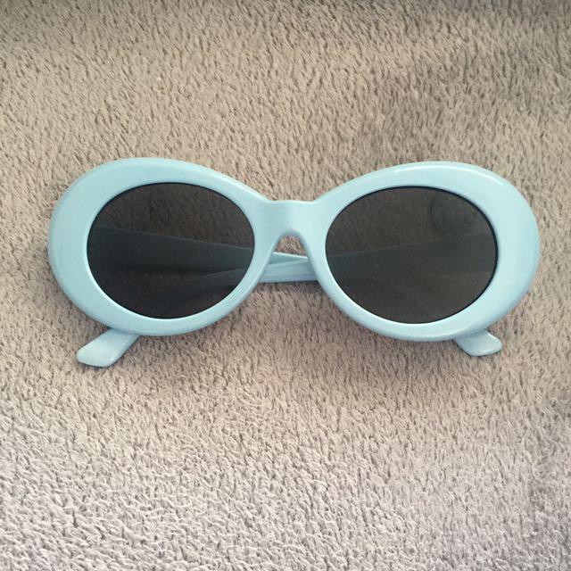 Vintage Kurt Cobain Style Sunglasses