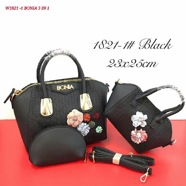 dcb89baac96 W1821 -1 BONIA 3 IN 1 MATERIAL PU GRED AAA RM 110 SM / RM 115 SS ...
