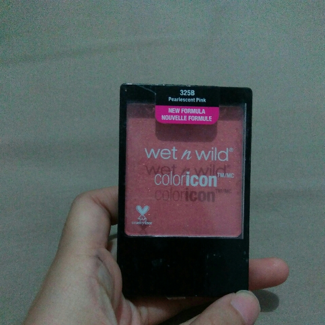 Wet n Wild Blush On