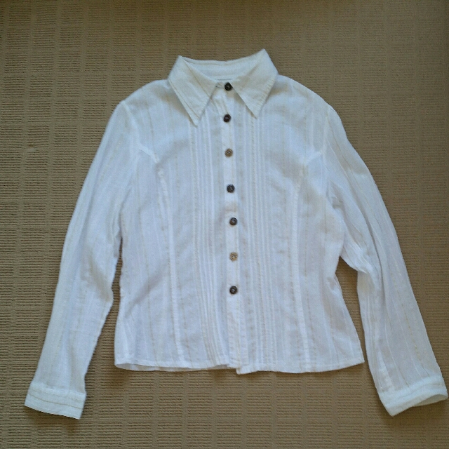 White Camisole / Shirt M