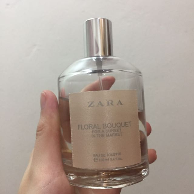 Zara Floral Bouquet Perfume Health Beauty Perfumes Nail Care