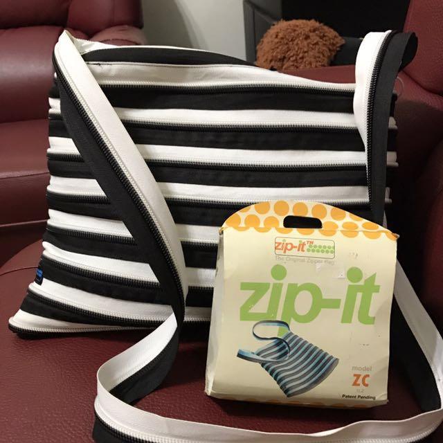 Zip-it怪獸包