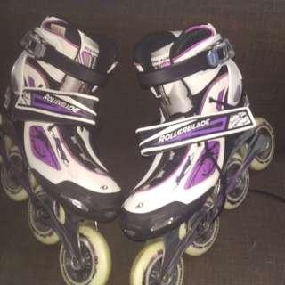 size 9 women's rollerblades