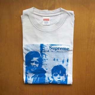 Supreme Hypebeast 10th Anniversary tshirt
