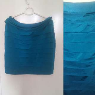 Encore Mermaid Style Short Skirt