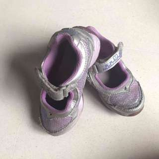Stride Rite Disney Ariel sneakers