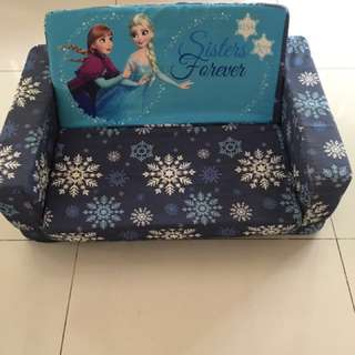 Frozen toddler sofa bed