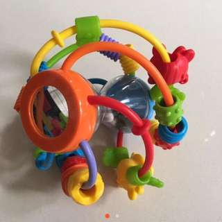 Playgro Play & Learn Baby Ball