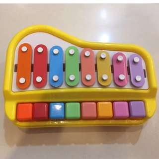 Baby Piano Xylophone