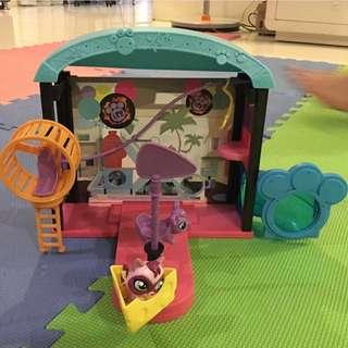 Littlest Pet Shop Fun Park Style