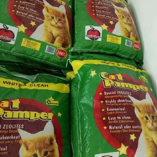 Cat Litter 20kg (Cat Sand) Free Delivery Island Wide