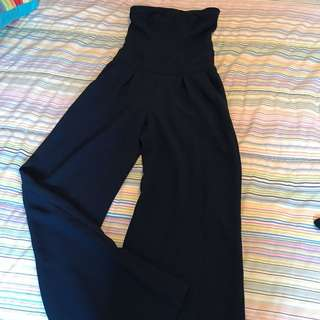 Sam Edelman navy blue jumpsuit size 0